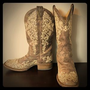 "Corral ""wedding boot"""